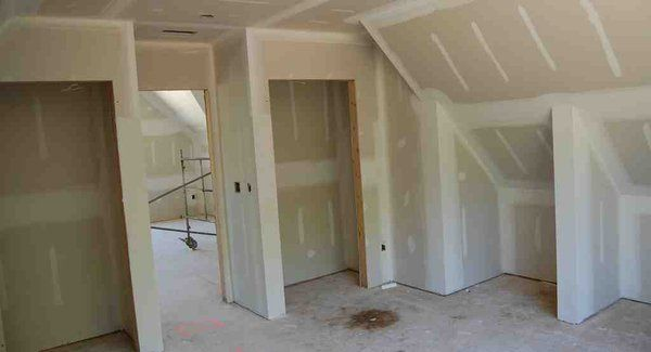 closets for new bedroom