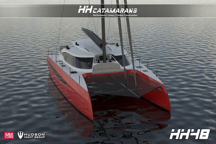 Bluenose Yachts offers the best pricing and packages on the HH48 Performance Catamaran. HH Cats are perfect racing or cruising boats. Call for HH48 pricing.