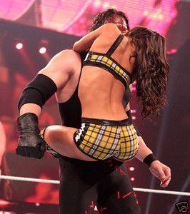 aj lee ass photos | AJ Lee Booty Candid Photo WWE Diva A J April Jeanette | eBay