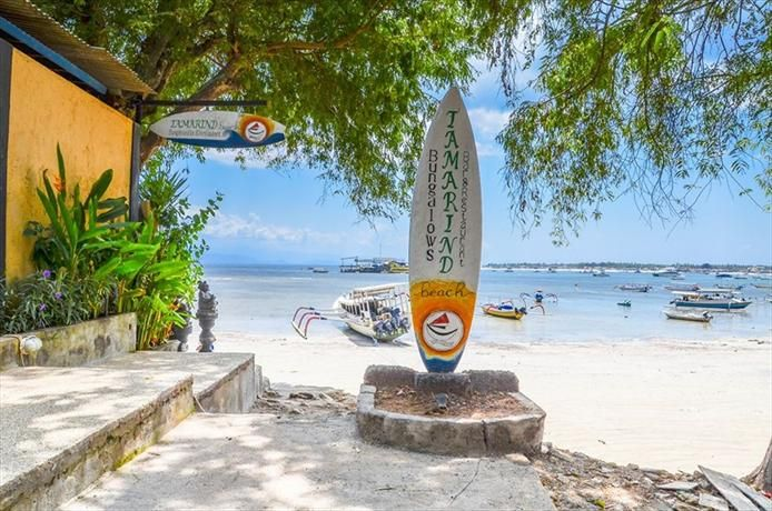 OopsnewsHotels - Bali Tamarind Lembongan Cottage. The hotel has comfortable rooms, designed to fit the requirements of any guest.   Bali Tamarind Lembongan Cottage is within walking distance of Mushroom Bay. It also provides a convenient base to discover nearby Amed and Payangan.
