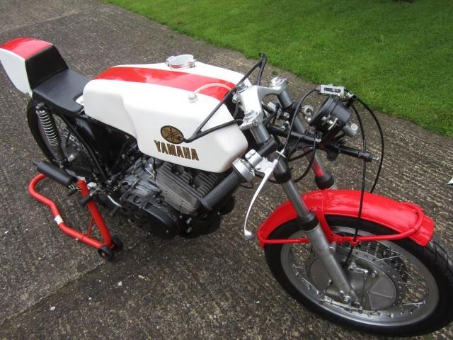 1973 Yamaha TD3 250 cc air cooled