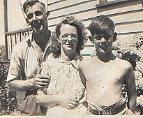 Dad and my Grandparents