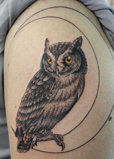 Top 10 Owl Tattoos Inked Magazine Owl Tattoo Colorful Owl Tattoo Inked Magazine