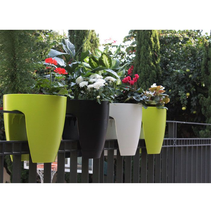 Railing/Balcony Planter