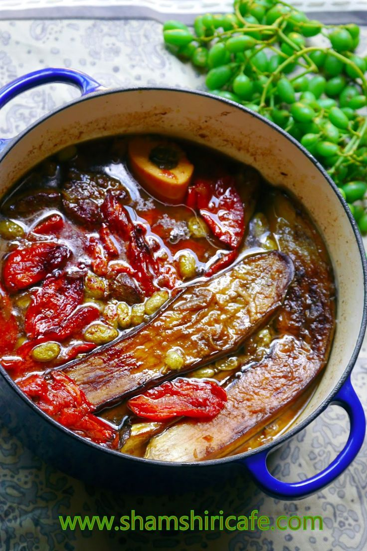 974 best persian food images on pinterest iran food iranian and khoresh bademjan persian eggplant stew forumfinder Gallery