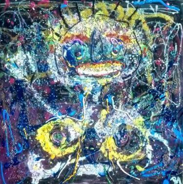 """Saatchi Art Artist Bjoern Beniston; Painting, """"STARS IN ME"""" #art"""