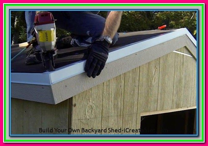 Do Not Hire The First Roofer That You Talk To Installing Roof Shingles Drip Edge Building A Shed