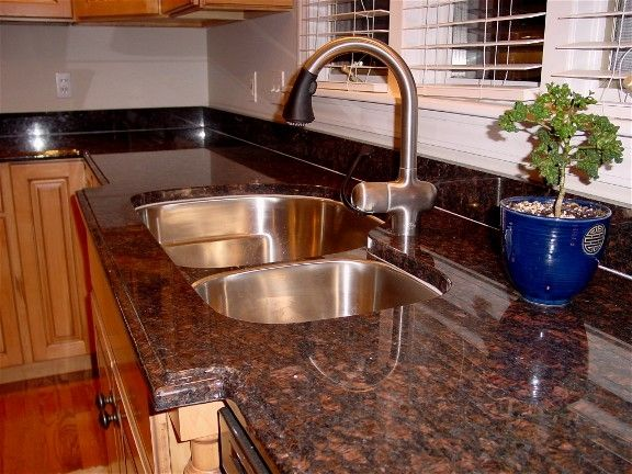 Granite Countertops Colors Tan Brown : ... granite countertops, Brown granite and Granite countertops colors