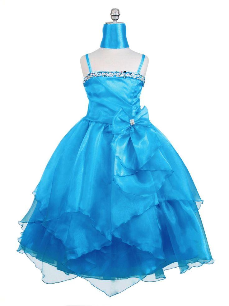 Swing Dress for Girls