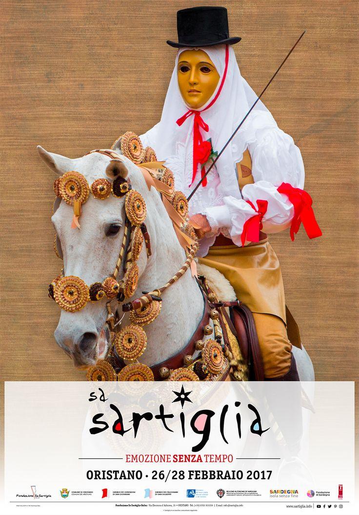 Manifesto ufficiale Sartiglia 2017