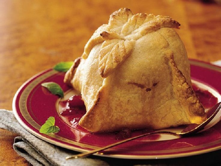 The 25 best traditional german desserts ideas on pinterest cranberry apple dumplings with crimson sauce forumfinder Image collections