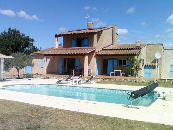 Vakantiehuis: Fijn vakantiehuis met privézwembad in Provence, Zuid Frankrijk.    te huur voor uw vakantie in Var (Frankrijk)