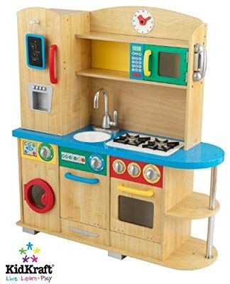 Kidkraft Cook Together Kitchen Toys Play Wood