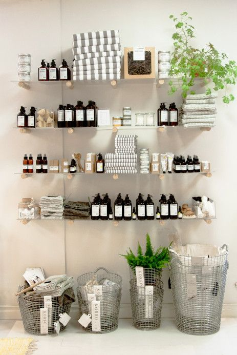 25 best ideas about retail shelving on pinterest retail for Beautiful spas near me