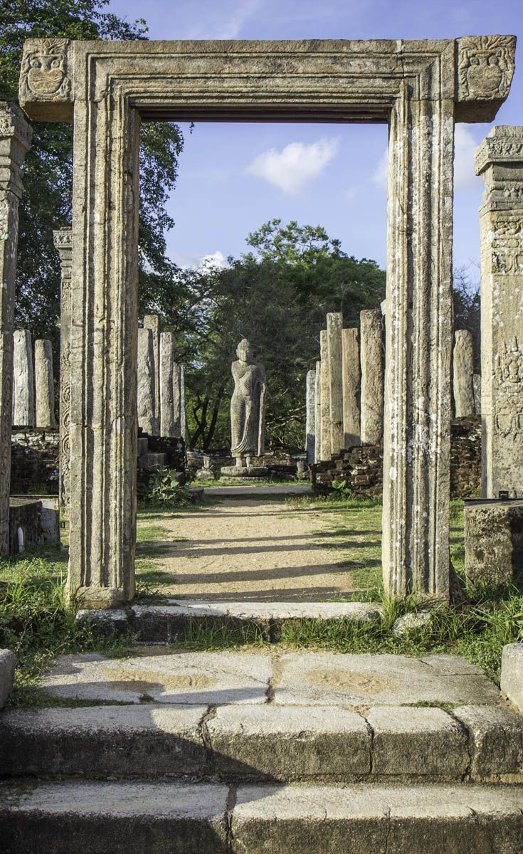 Ancient City of Polonnaruwa, Sri Lanka, World Heritage Site