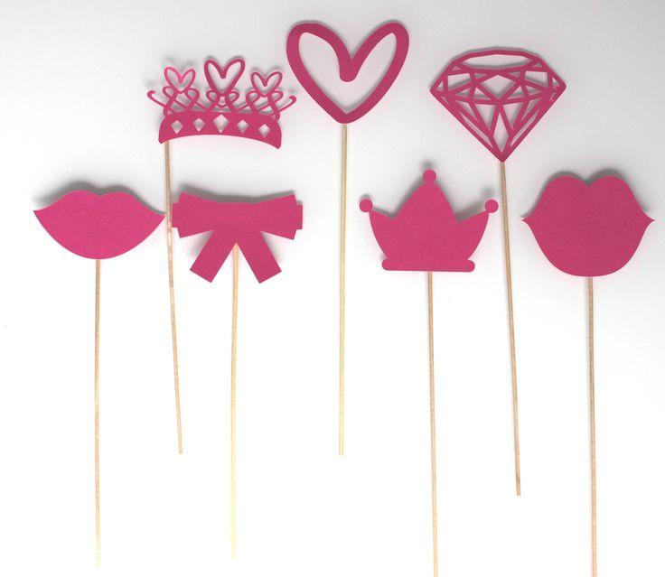 Photobooth-princesse-rose-anniversaire (2)