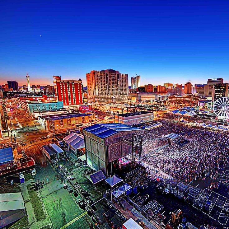 11 things you don't know about Vegas' Life is Beautiful Festival