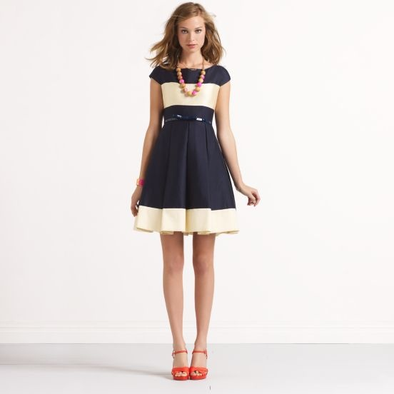 kate spade dresses are my fave<3: Fashion, Style, Clothing, Spade Dresses, Nautical Dresses, Adette Dresses, Adett Dresses, Kate Spade, Katespade