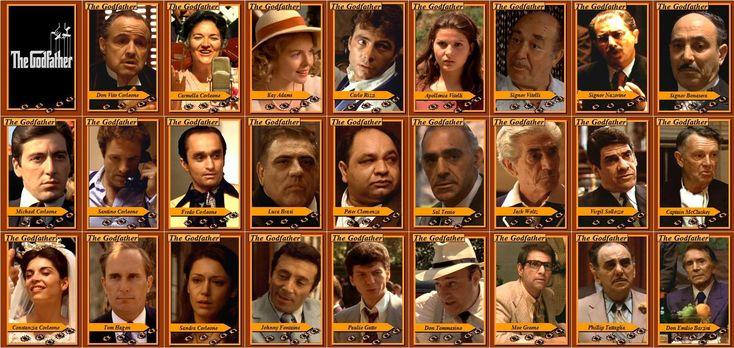 Movies - Crime - nikolaitradingcards