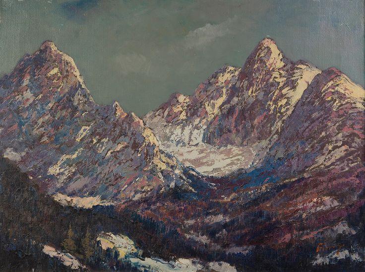 Karol Polónyi (1894-1946): Pri jazere