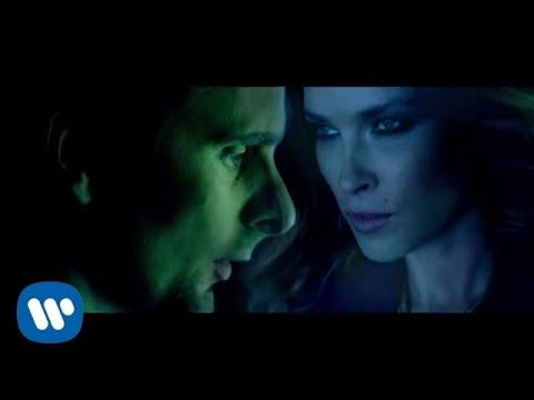 """Muse - Madness music video; """"I have finally seen the light...have finally realized..what you mean"""""""