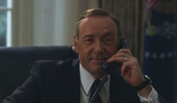 Kevin Spacey And Hillary Clinton Spoofed 'House Of Cards' For Bill Clinton's Birthday