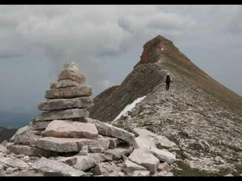 Sibillini La Sibilla 2173 m - YouTube