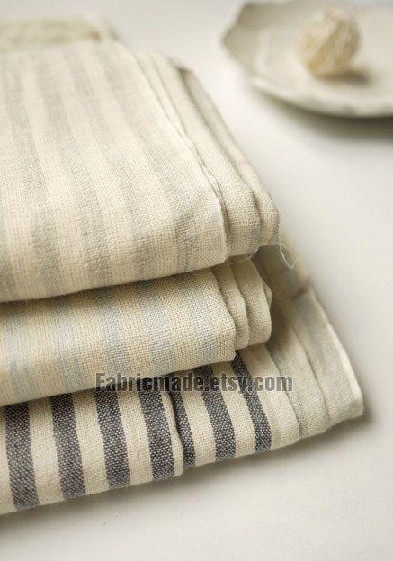 25 Best Ideas About Striped Fabrics On Pinterest