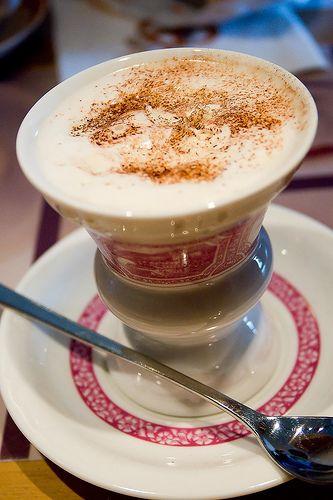 Rudesheim coffee...it was so good!