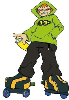 Jet Set Radio - Yoyo