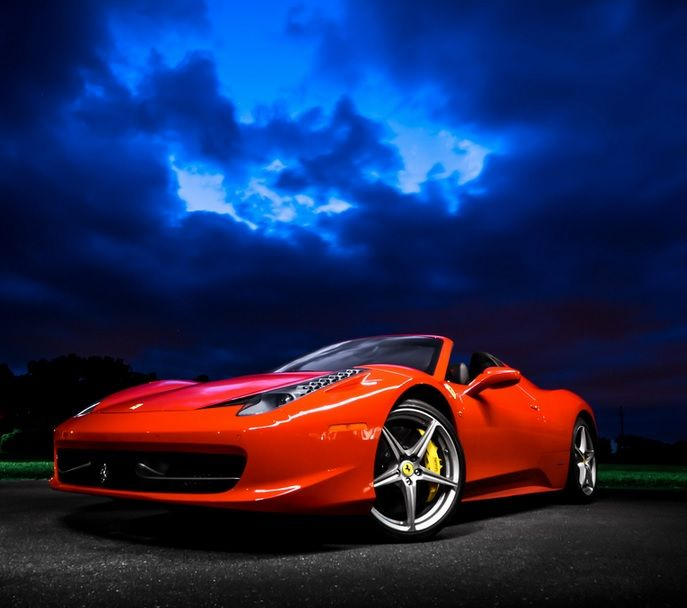 Cool #Ferrari 458 Italia Spyder  #provestra