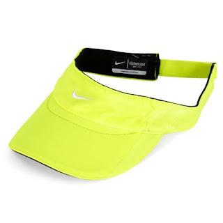 Nike Women's Yellow/Lime Featherlight Tennis