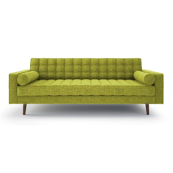 Fusing Together A Mid Century Feel With A Modern Day Twist, The Cosgrove  Sofa Is