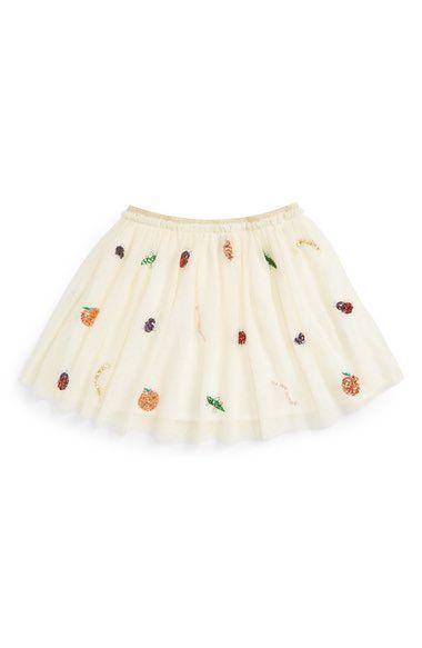 Mini Boden x Roald Dahl Creepy Crawly Friends Skirt (Toddler Girls, Little Girls & Big Girls) available at #Nordstrom