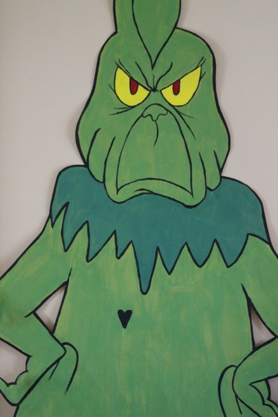 grinch face | christmas | Pinterest