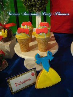 La princesa Valentina cumple 7 años | CatchMyParty.com