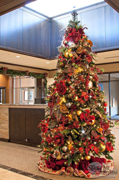 best christmas tree western style | Wild West Texas Christmas Tree by Show Me Decorating #showmedecorating ...