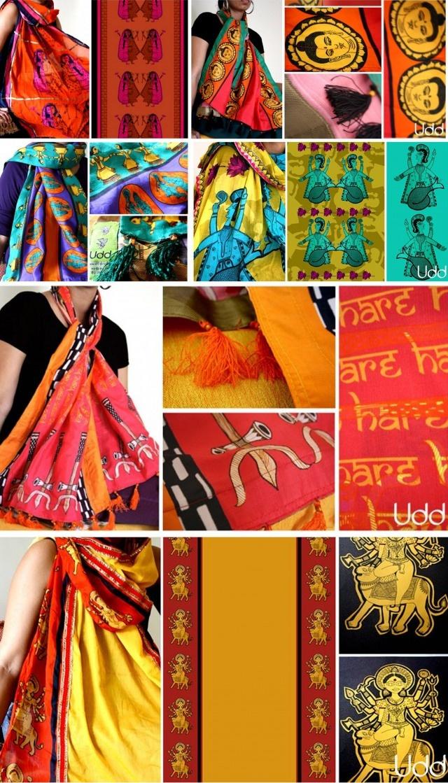 cotton and silk sarees