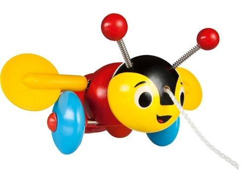 classic NZ buzzy bee - memories of childhood