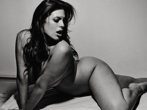 Ashley Graham.by Mark Squires