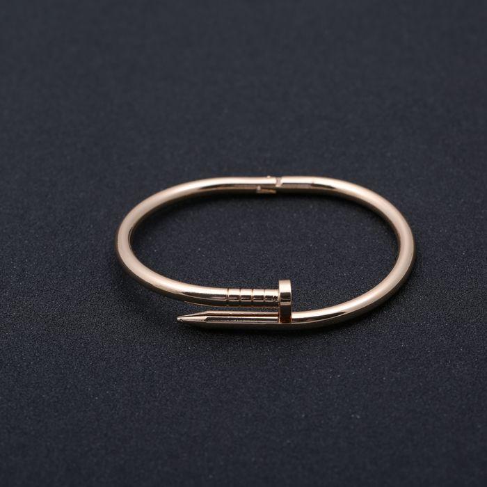 Внешнеторговый браслет европейские и американские женщины студента творческие мужчины и женщины пары прилива мода звезда ногтей браслет прохладной личность - глобальная станция Taobao