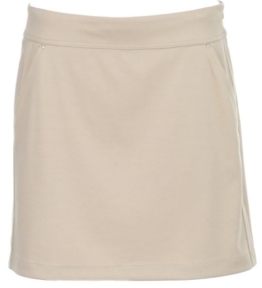 SPECIAL Greg Norman Ladies & Plus Size Ponte Golf Skorts - Essentials (Assorted Colors)