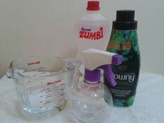 Se você misturar estes 3 ingredientes, sua casa vai cheirar como uma constante primavera!