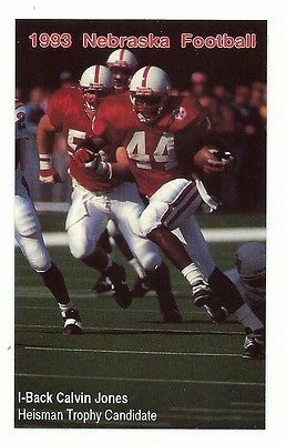 Nebraska Football 1993 Statistics - image 2