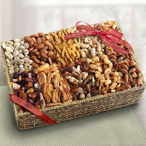 #Sympaty Nut #Gift #Basket.