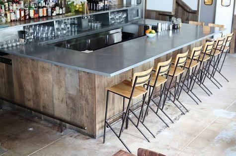 Best 25 Zinc Countertops Ideas On Pinterest