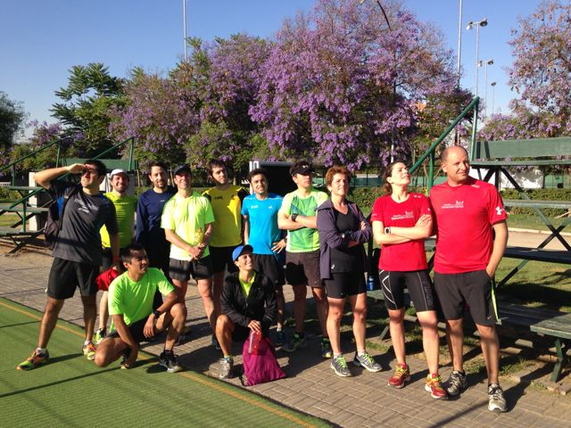 Con trabajos de velocidad y pliometría comenzamos la jornada de entrenamientos #MajuAm Skechers Performance Chile #GoLikeNeverBefore  Stadio Italiano en Santiago de Chile, Metropolitana de Santiago de Chile