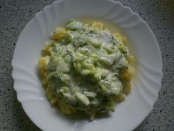 Gurkensalat, wie meine Oma ihn gemacht hat - Rezept - kochbar.de