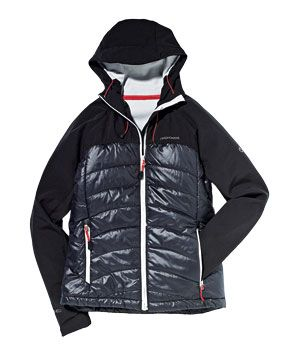 Craghoppers Ishi Winter Hybrid Jacket  Original price: $100.  RS reader price: $80, us.craghoppers.com. Enter the code SREAL01 at checkout.