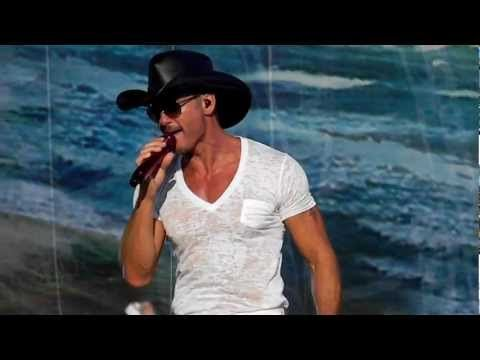Tim McGraw - California Lyrics
